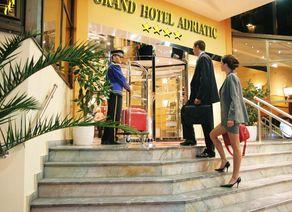 Grand Hotel Adriatic in Opatija
